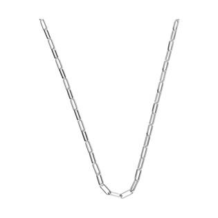Łańcuszek srebrny typu anker BC 1418-055 LONG próba 925