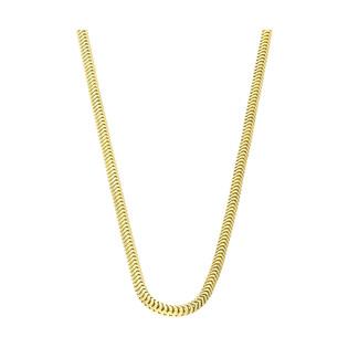 Łańcuszek pozłacany snake BC 1486-140 GOLD próba 925
