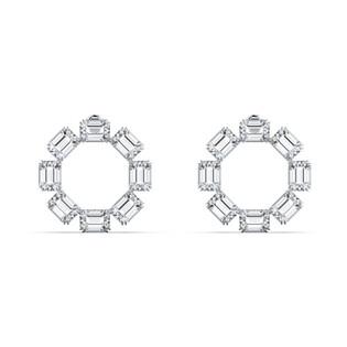 Kolczyki MILLENIA:PE CIR CIRCLE S WHITE/R S1 5602780