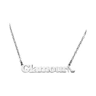 Naszyjnik Glamour BK 101513 Glamour próba 925