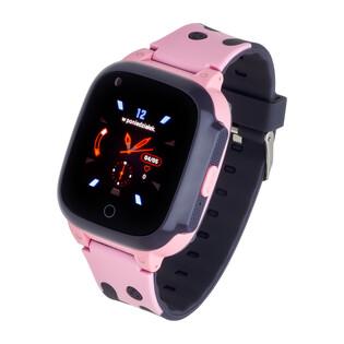 Zegarek Garett Kids Spark 4G RT różowy PP 5903246286854