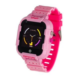 Zegarek GARETT Kids Star 4G RT różowy PP 5903246286786
