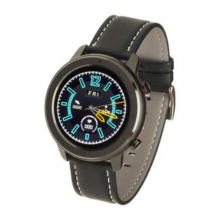 Zegarek Garett Master RT czarny,skórzany PP 5903246286571
