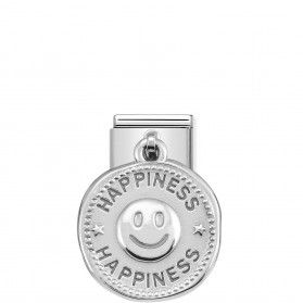 Element Link NOMINATION Composable AG charms Happines NP 331804 05