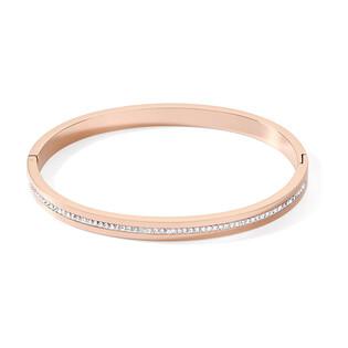 Bransoleta Coeur de Lion 1800 Crystal CT 0223-33-1800