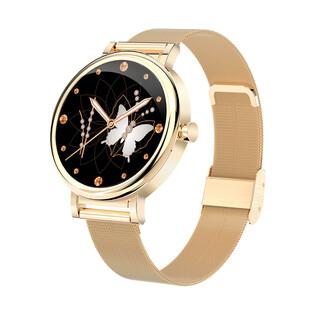 Zegarek RUBICON K GU RNBE64 różowe złoto