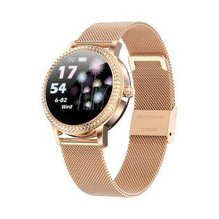 Zegarek RUBICON K GU RNBE63 różowe złoto