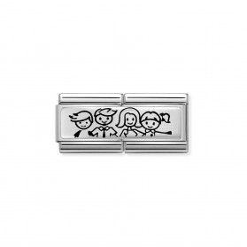 Element link AG DOUBLE Boy Gril Family NP 330710 36