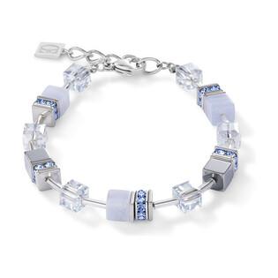 Bransoleta Coeur de lion 0720 Light Blue CT 4017-30-0720