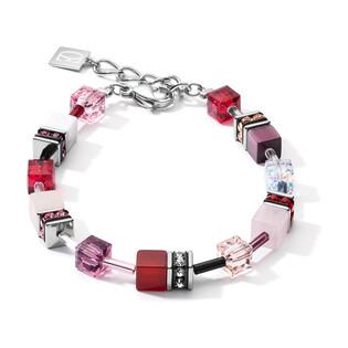 Bransoleta Coeur de lion 0308 Red-Purple CT 4905-30-0308