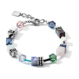 Bransoleta Coeur de lion 0705 Blue-Green CT 4905-30-0705