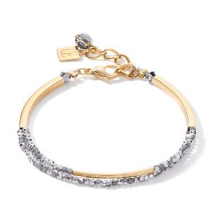 Bransoleta Coeur de lion 1617 Gold Silver CT 4998-30-1617
