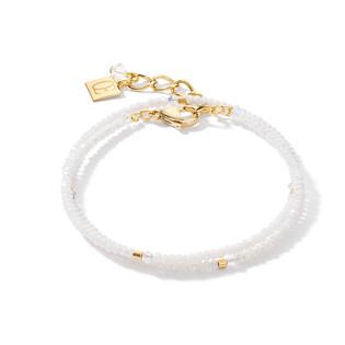 Bransoleta Coeur de Lion 1416 White-Gold CT 5033-30-1416