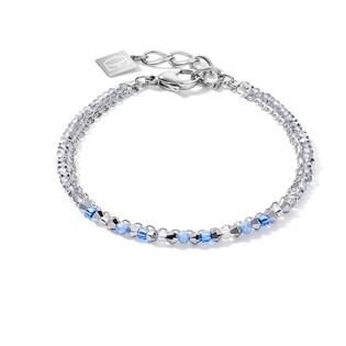 Bransoleta Coeur de lion 0720 Light Blue CT 5040-30-0720