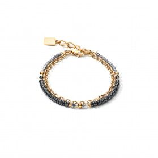 Bransoleta Coeur de Lion 1600 Gold CT 5067-30-1600