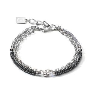Bransoleta Coeur de lion 1700 Silver CT 5067-30-1700