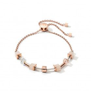 Bransoleta Coeur de lion 0235 Peach-rosegol CT 5074-30-0235