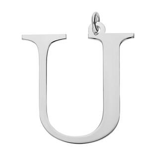 Literka srebrna U do zawieszenia A6 07972287-21 próba 925