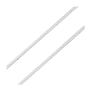 Łańcuszek srebrny pancer BC 1102-100 ROD próba 925