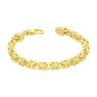 Bransoleta królewski BC 1380-140 4l GOLD próba 925