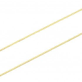 Łańcuszek złoty pancer BC GAXPDE 0+1 050 L50 próba 585