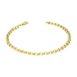Bransoleta złota rolo BC RMT 170 TF próba 585