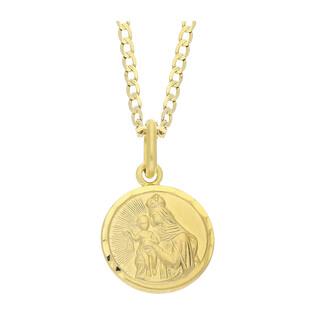 Medalik medalik z łańcuszkiem M2 M-0501+GAXPDE 0+1 040 L50 9K próba 333
