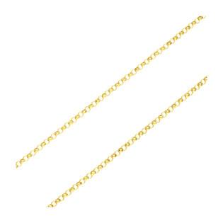 Łańcuszek złoty rolo BC RMT 140 TF próba 585