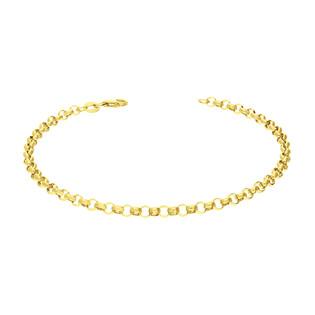Bransoleta złota rolo BC RMT 140 TF próba 585
