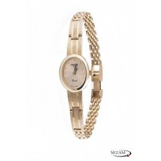 Zegarek złoty damski na bransolecie nr MI Geneve 124 próba 585
