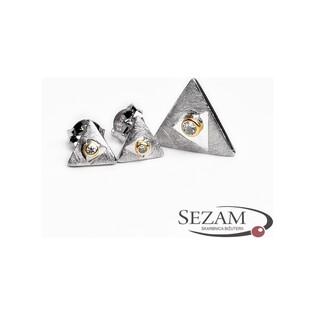 Komplet srebrny dla dziewczynki nr HK 900914