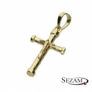 Krzyżyk z Chrystusem nr AR 0875-II próba 333