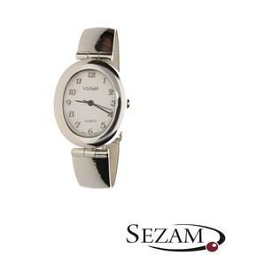 Zegarek srebrny damski nr KO 03-18