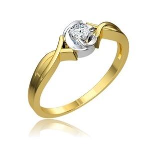 Pierścionek zaręczynowy z diamentem Paula nr BE W-329