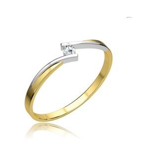 Pierścionek MARIAGE BE W-137 próba 585 Sezam - 1