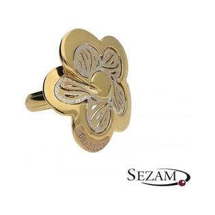 Pierścionek złoty kolekcja Graziella nr PF107
