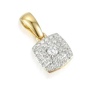 Zawieszka z diamentami nr AW 45732 kolekcja Mirage