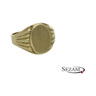 Sygnet męski złoty nr AR 0027