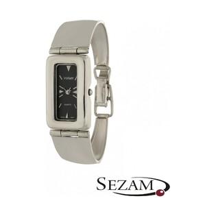 Zegarek srebrny damski VIOLETT numer KO 02-08 prostokąt c