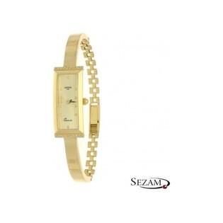 Zegarek damski złoty numer MI GENEVE 154