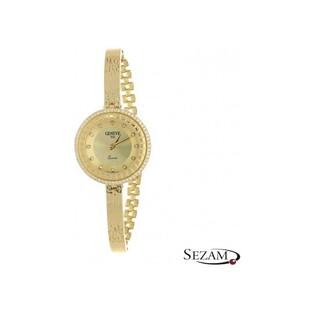 Zegarek damski złoty numer MI GENEVE 151