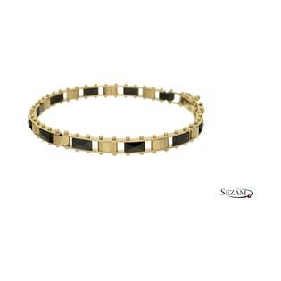Bransoleta damska złota z kolekcji Fancy numer MI MI227/BRA