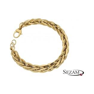 Bransoleta złota numer FL FL05/B/1 dm AU 585