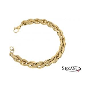 Bransoleta złota numer FL FL07/B dm AU 585