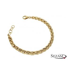 Bransoleta złota numer FL FL04/B AU 585