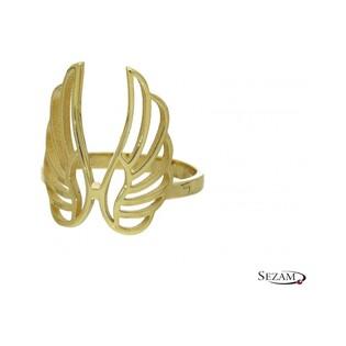 Pierścionek złoty z kolekcji Fancy numer MZ W0516-1
