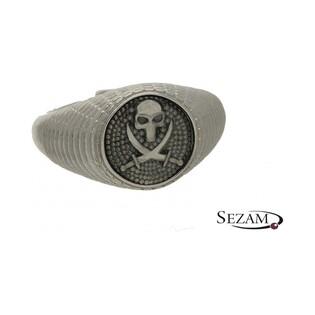 Sygnet srebrny z kolekcji Steelman numer NI/01/SY/silver