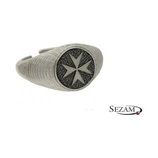 Sygnet srebrny z kolekcji Steelman numer NI/05/2/SY/silver