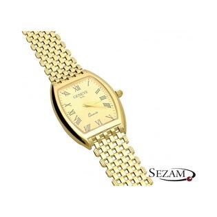 Zegarek złoty męski nr MI GENEVE 166