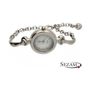 Zegarek srebrny damski nr AT Z0024 próba 925